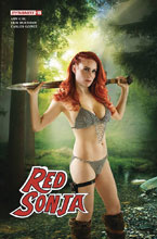 Image: Red Sonja #16 (cover D - Cosplay) - Dynamite