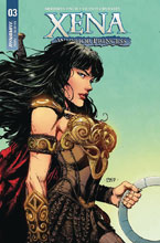 Image: Xena #3 (cover A - Finch) - Dynamite