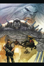 Image: Weapon H #1 (DFE signed - Greg Pak) - Dynamic Forces