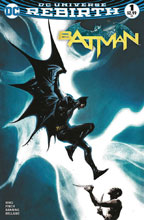 Image: Batman Rebirth #1 (DFE Cover Plus 1 Package) - Dynamic Forces