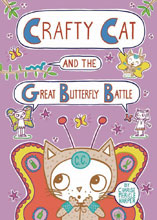 Image: Crafty Cat & Great Butterfly GN  - First Second (:01)