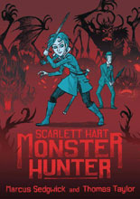 Image: Scarlett Hart: Monster Hunter Vol. 01 HC GN  - First Second (:01)