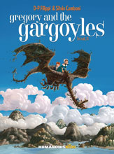 Image: Gregory and the Gargoyles Vol. 03 HC  - Humanoids Inc