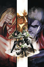 Image: Attack on Titan Vol. 24 GN  - Kodansha Comics