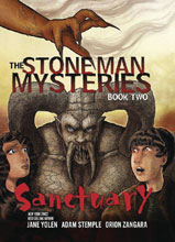 Image: Stone Man Mysteries Vol. 02: Sanctuary GN  - Lerner Publishing Group
