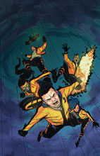 Image: Catalyst Prime: Incidentals #8 - Lion Forge