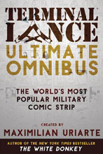 Image: Terminal Lance Ultimate Omnibus HC  - Little Brown & Company