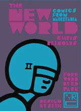 Image: New World Comics from Mauretania HC GN  - New York Review Comics