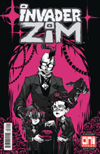 Image: Invader Zim #30 (cover B - Krooked Glasses) - Oni Press Inc.