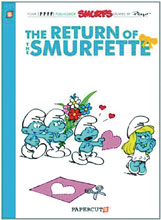 Image: Specially Priced Smurfs: Return of Smurfette GN  - Papercutz