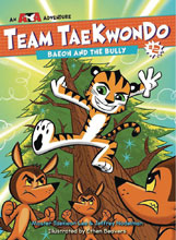 Image: Team Taekwondo: Baeoh and Bully GN  (Young Readers) - Rodale Kids
