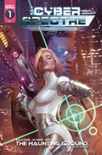Image: Cyber Spectre #1 (cover C - Jay Anacleto) - Scout Comics