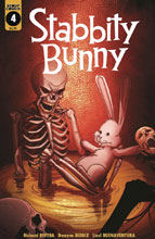 Image: Stabbity Bunny #4 - Scout Comics