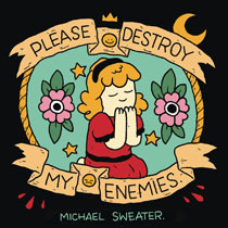 Image: Please Destroy My Enemies Full Color Edition GN  - Silver Sprocket