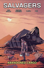 Image: Salvagers Vol. 01: Abandoned Cargo SC  - Source Point Press