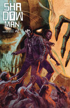 Image: Shadowman [2018] #2 (cover B - Guedes) - Valiant Entertainment LLC