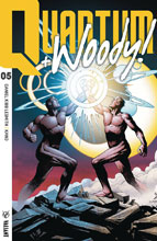 Image: Quantum & Woody [2017] #5 (cover B - Ultra Foil Shaw) - Valiant Entertainment LLC