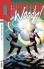 Image: Quantum and Woody [2017] #5 (cover C incentive - Ultra Foil Chase) (20-copy) - Valiant Entertainment LLC
