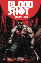 Image: Bloodshot Salvation #8 (cover C - Zaffino) - Valiant Entertainment LLC