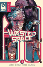 Image: Wasted Space #1 (cover B - Sherman) - Vault Comics