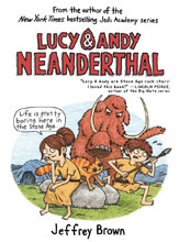 Image: Lucy & Andy Neanderthal Vol. 01 GN  - Yearling