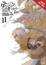 Image: Is It Wrong Try Pick Up Girls in Dungeon? Novel Vol. 11  - Yen On