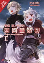 Image: Wolf & Parchment Light Novel Vol. 02: New Theory SC  - Yen On