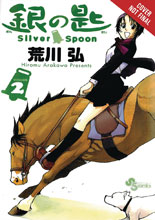 Image: Silver Spoon Vol. 02 GN  - Yen Press