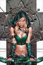 Image: Robyn Hood: The Curse #4 (cover C - Anacleto) - Zenescope Entertainment Inc
