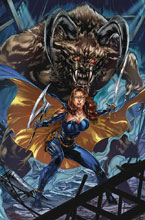 Image: Belle: Beast Hunter #4 (cover A - White) - Zenescope Entertainment Inc