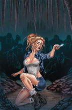 Image: Peek a Boo #3 (cover C - Reyes) - Zenescope Entertainment Inc