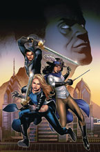 Image: Musketeers #3 (cover A - Chen) - Zenescope Entertainment Inc
