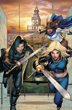 Image: Musketeers #3 (cover D - Atkins) - Zenescope Entertainment Inc
