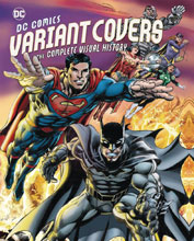 Image: DC Comics Variant Covers Complete Visual History  - Insight Editions