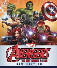 Image: Marvel Avengers Ultimate Guide Updated Expanded HC  - DK Publishing Co