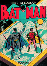 Image: Little Book of Batman Flexicover  - Taschen America L.L.C.