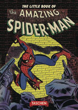Image: Little Book of Spider-Man Flexicover  - Taschen America L.L.C.