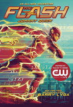 Image: Flash Young Adult Novel: Johnny Quick  - Amulet Books