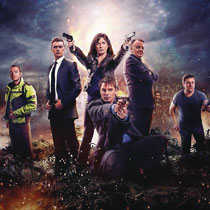 Image: Torchwood Audio CD: Aliens Among Us Part 3  - Big Finish