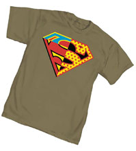 Image: Superman T-Shirt: Universal Symbol  (XL) - Graphitti Designs