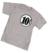 Image: Ten Cents T-Shirt  (XL) - Graphitti Designs