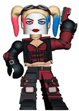 Image: DC Injustice Vinimate: Harley Quinn  - Diamond Select Toys LLC