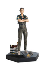 Image: Alien / Predator Figure Collectible #34 (Amanda Ripley from Alien Isolation) - Eaglemoss Publications Ltd