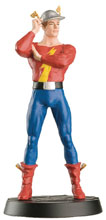 Image: DC Superhero Best of Figure Collectible Magazine #54 (Golden Age Flash) - Eaglemoss Publications Ltd