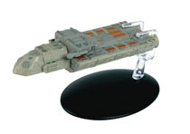 Image: Star Trek Official Starships Collection: S.S. Xhosa #121 - Eaglemoss Publications Ltd