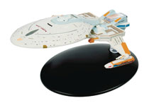 Image: Star Trek Starships Figure Magazine #122 (Yeager Class) - Eaglemoss Publications Ltd