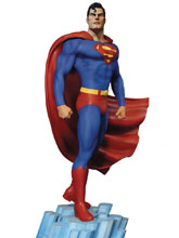Image: DC Super Powers Collectible Maquette: Superman  (17-inch) - Tweeterhead