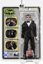 Image: Batman TV Series Action Figure: Bruce Wayne in Tuxedo 6-Pack Case  - Figures Toy Company