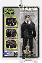 Image: Batman TV Series Action Figure: Dick Grayson in Tuxedo 6-Pack Case  - Figures Toy Company