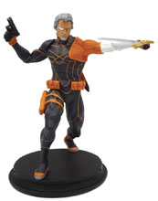 Image: DC Comics Rebirth PX Statue: Deathstroke Unmasked  - Icon Heroes